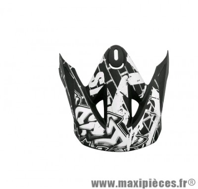 Visière Casque Moto Cross marque TNT Helmets SC05 Street
