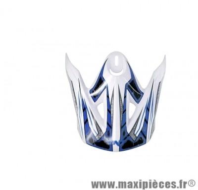 Visière Casque Moto Cross marque Sport Bleu SC05