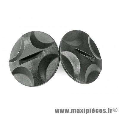Visserie Plastique Casque Helios +Luxe SB13B Noire