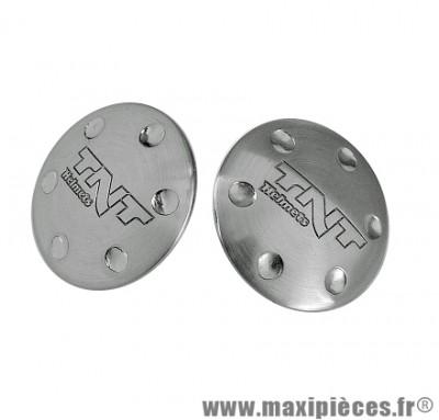 Visserie Aluminium Casque Puck Sb23 avec Gravage TNT Helmets