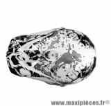 Casque Moto Cross taille XL marque TNT Helmets Dead Head SC05 (61-62cm)