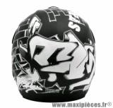 Casque Moto Cross taille XL marque TNT Helmets Street SC05 (61-62cm)