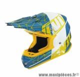 Casque Moto Cross marque NoEnd Origami Acid SC15 taille M (57-58cm)