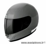 Casque Intégral marque TNT Pulsion Evo Gris Brillant taille XS (53-54cm)