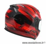 Casque Intégral marque NoEnd Race By OCD Red SA36 double visière taille XXL (63-64cm)