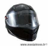Casque Intégral marque Trendy 17 T-501 Oracle Noir Verni taille XXL (63-64cm)