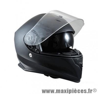 Casque Intégral double écran marque Trendy 17 T-601 NEO Noir Mat taille XS (53-54cm)