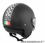 Casque Demi-Jet TNT Puck Cafe Racer taille L (59-60cm) Italia