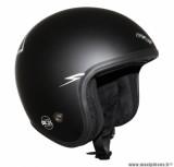 Casque Jet/Bol marque ADX Legend Magic Rider Noir Mat taille M (57-58cm)