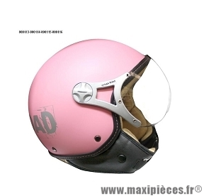 Casque Jet/Bol taille XL Rose (61-62cm)