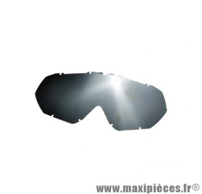 Écran Lunette marque Steev Miroir Fume anti buée/Anti Rayure