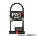 Antivol U marque Lock Force hercule 320 x 165 + support *Prix spécial !