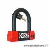 Antivol U marque Lock Force f5 85 x 100 ( (homologué sra)