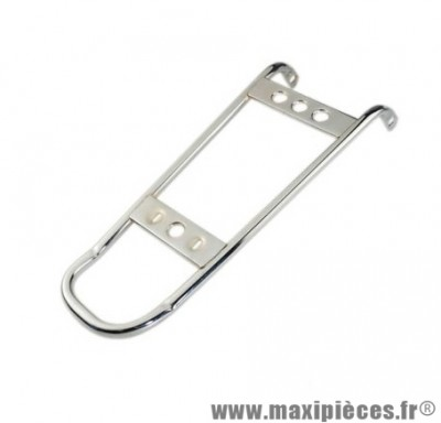 Porte bagage cyclo arrière pour: 103 sp/vogue/mvl/spx chrome