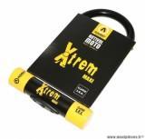 Antivol U marque Auvray xtrem maxi 110x230mm (classe sra)