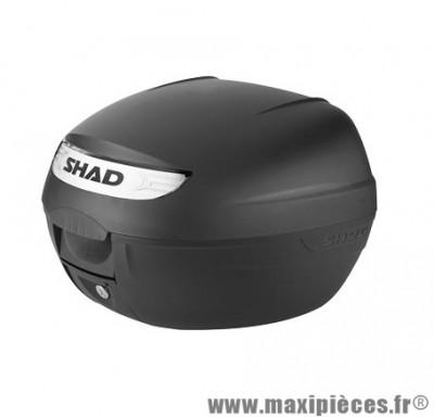 Top case marque Shad 26l noir