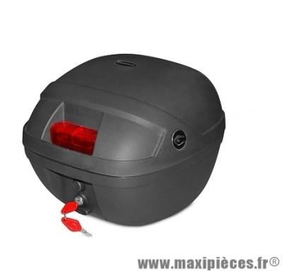 Top case marque Coocase s30b series 30 litres noir par 10 (livre avec platine) modele economique