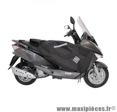 Tablier couvre jambe marque Tucano Urbano pour sym 125 joyride 2002> (r076-n) (thermoscud)