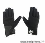 Gants Été marque Steev MX 2017 Noir taille XS / T7
