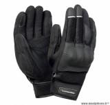 Gants Printemps-Été marque Tucano Mrk Pro Noir taille M / T9 (Compatible écran tactile)