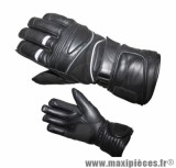 Gants Hiver marque ADX Chrono taille XS / T7 (100% cuir + schoeller keprotec +hiipora + thinsulate + raclette)