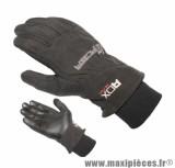 Gants Mi-Saison marque ADX Racer Lady Noir taille XS / T7 (Spécial Femme)