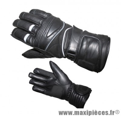 Gants Hiver taille XXS / T6 marque ADX Chrono (100% cuir + schoeller keprotec +hiipora + thinsulate + raclette)