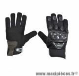 Gants Été marque Steev Jump 2017 Noir taille XS / T7