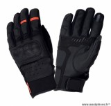 Gants Printemps-Été marque Tucano Mrk Skin Noir taille M / T9 (Compatible écran tactile)