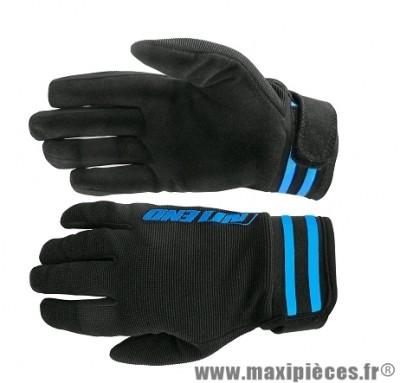 Gants Cross taille S marque Noend Mxcolor Noir/Bleu