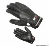 Gants Mi-Saison ADX Sum taille XXS / T6 Noir (100% cuir)