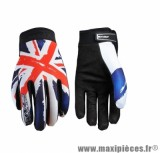 Gants Moto taille S marque Five Planet Patriot England