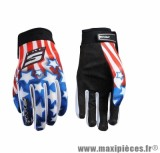 Gants Moto marque Five Planet Patriot Usa taille M