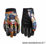 Gants Moto marque Five Planet Fashion Tattoo Cougar taille XXL