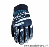 Gants Moto marque Five Planet Fashion Logo Blue taille XXL