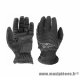 Gants Moto marque GTR All Weather Black taille M