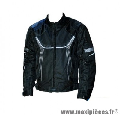 Blouson marque Steev Xtrem V2 Noir taille M