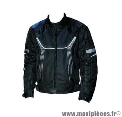 Blouson marque Steev Xtrem V2 Noir taille L