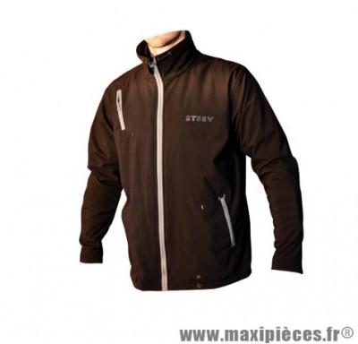 Blouson/Veste marque Steev Été Casual taille XL Noir
