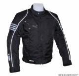 Blouson marque ADX Xrun Noir taille XL (avec protections/sans plaque dorsale)