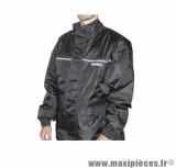 Veste pluie marque Steev Sheffield avec doublure Noir taille S