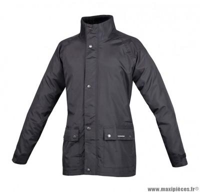 Veste de pluie marque Tucano Set Diluvio Plus Noir taille XL