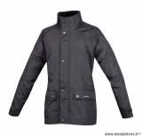 Veste de pluie marque Tucano Set Diluvio Plus Noir taille XXL (2Xl)