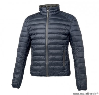 Veste Doudoune Homme marque Tucano Lot Pack Bleu Fonce taille XL (44) (Hyper légère - déperlante)