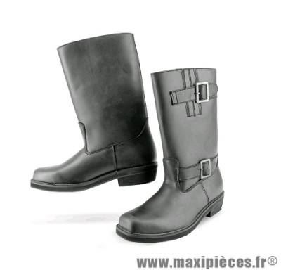 Bottes cuir à boucles marque Road Star Taille 41