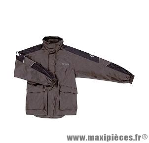 Veste de pluie marque Bering Maniwata Noir taille S
