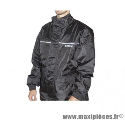 Veste pluie marque Steev Sheffield Noir taille S