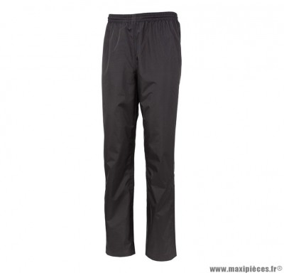 Pantalon de pluie marque Tucano Diluvio Light Plus Noir taille M