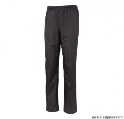 Pantalon de pluie marque Tucano Diluvio Light Plus Noir taille L