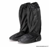 Sur-bottes de pluie marque Hevik Noir 38/39 (Avec Semelle En Caoutchouc)